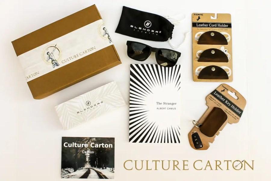 Culture Carton Subscription Box