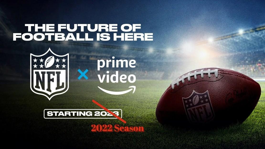 Amazon Prime NFL TNF