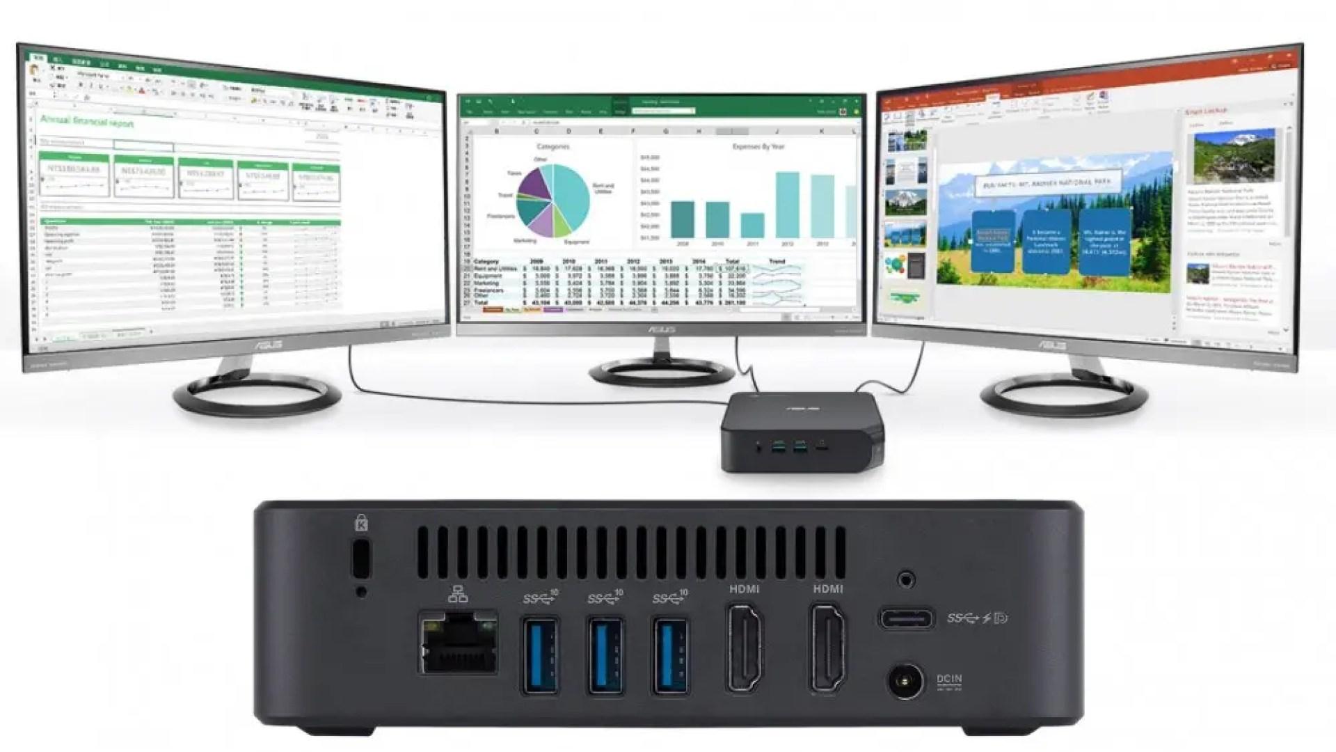 Chromebox 4 triple monitors
