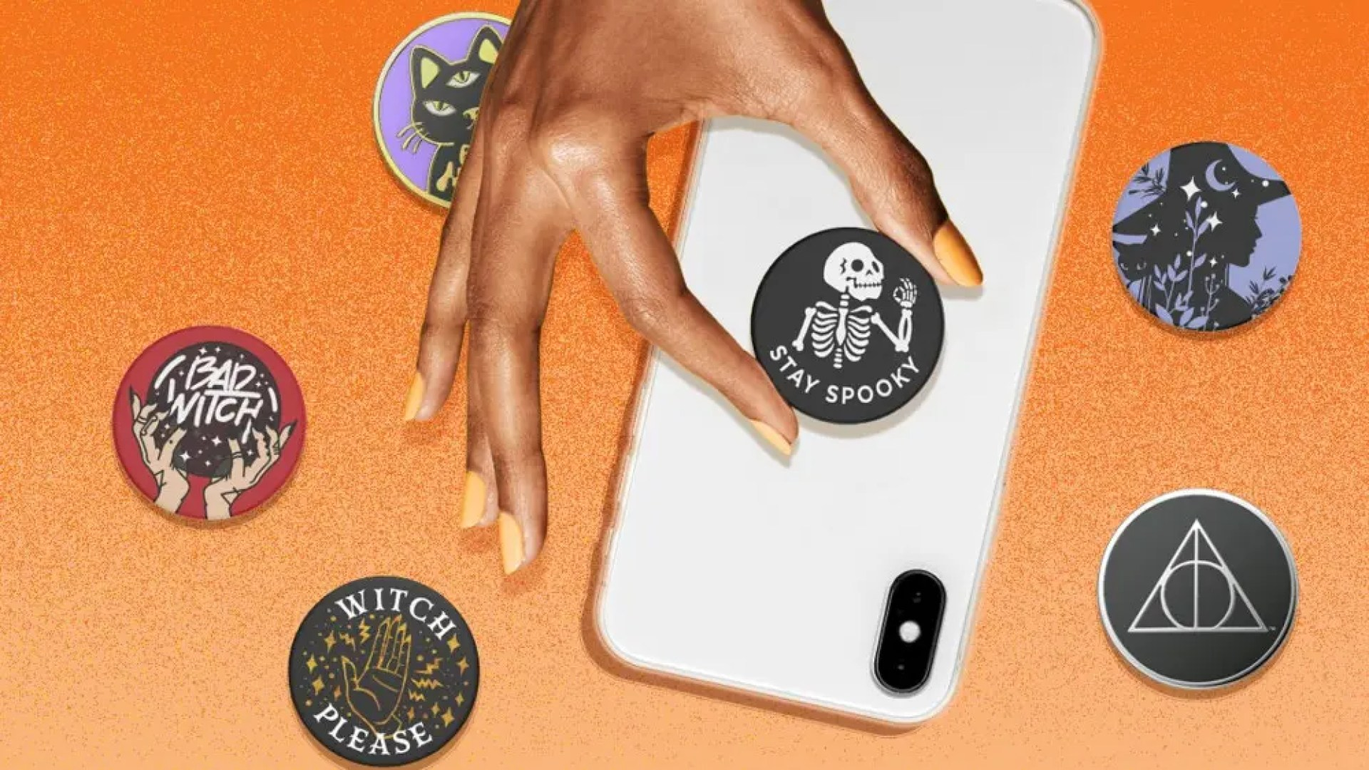 PopSockets phone accessories