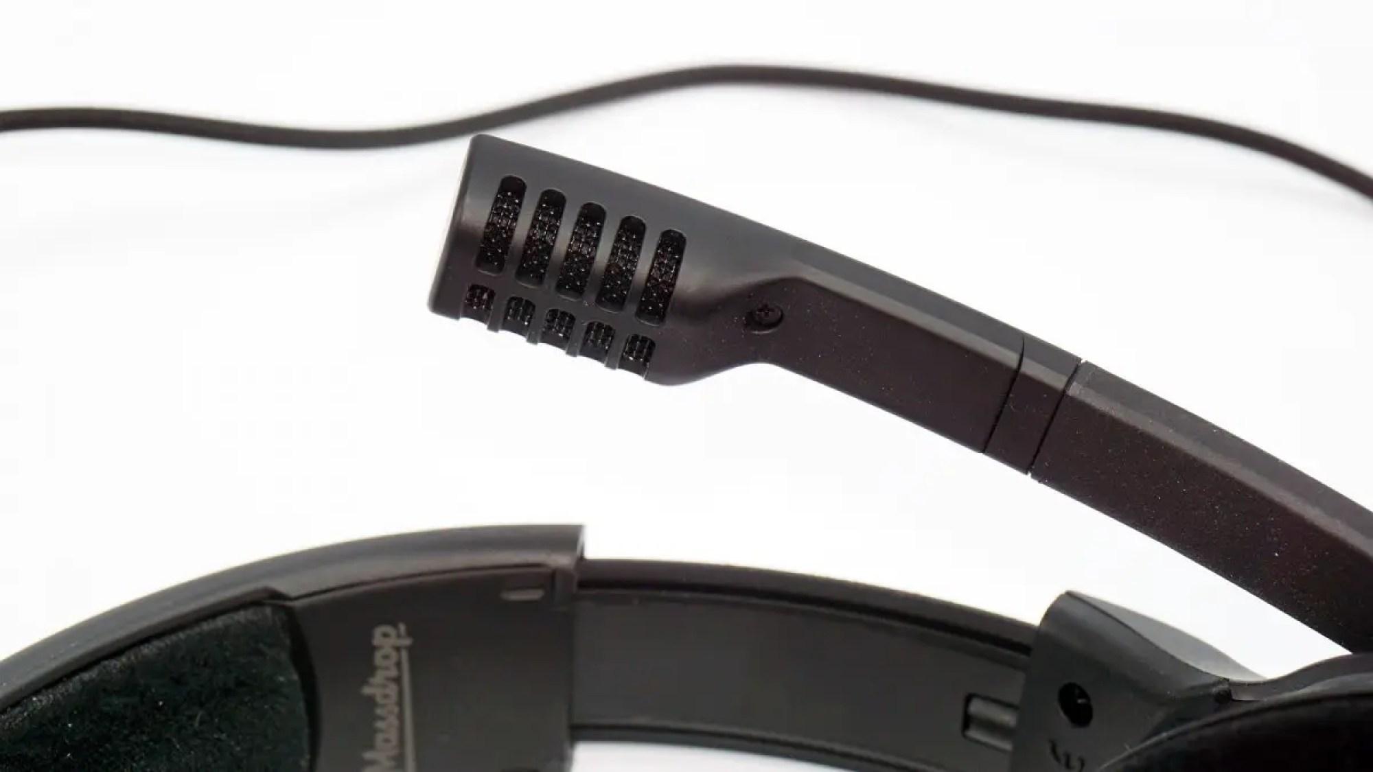 Микрофон на PC37X.