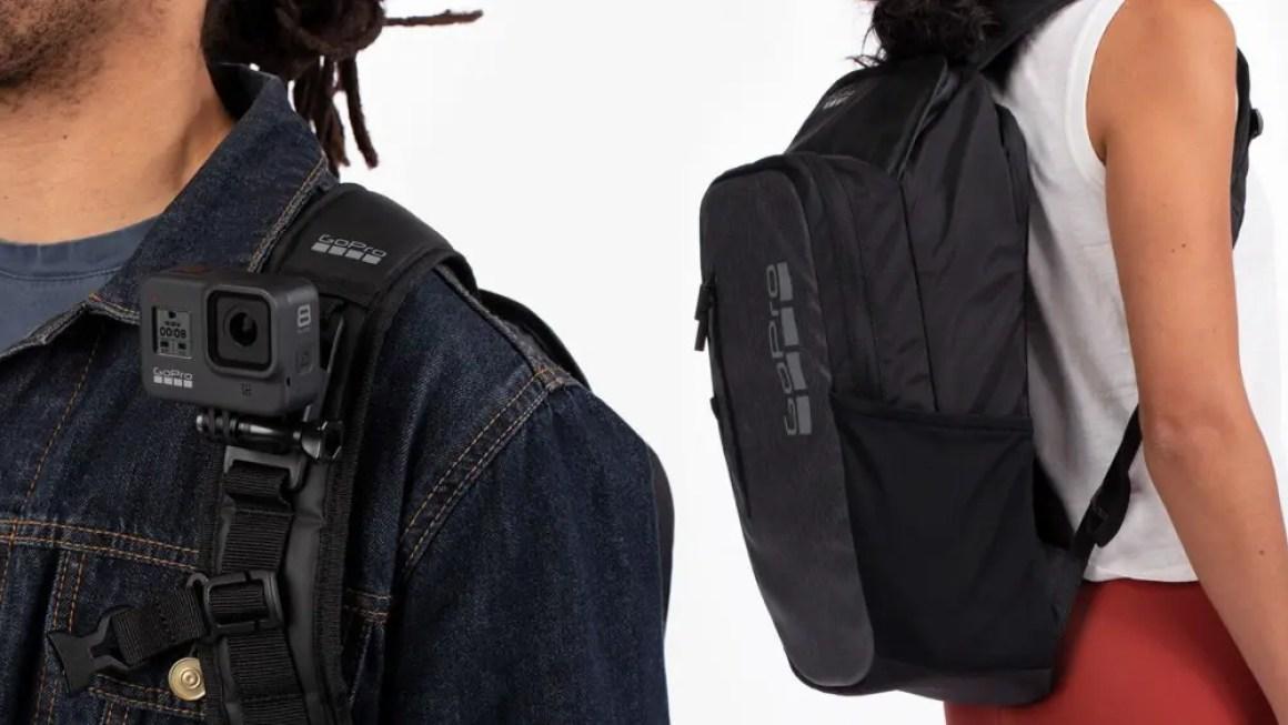 Фотографии рюкзака GoPro Daytripper.