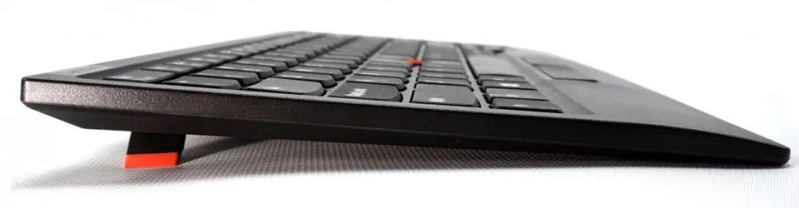 Клавиатура ThinkPad с левой стороны