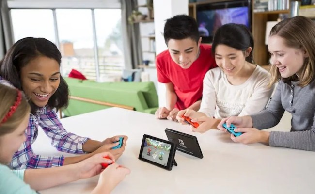 The Best Switch Games To Play With Friends And Family