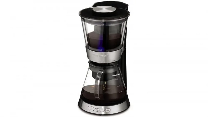 Cuisinart fastest cold brew coffee maker for home 2020 make cold brew at home in under an hour