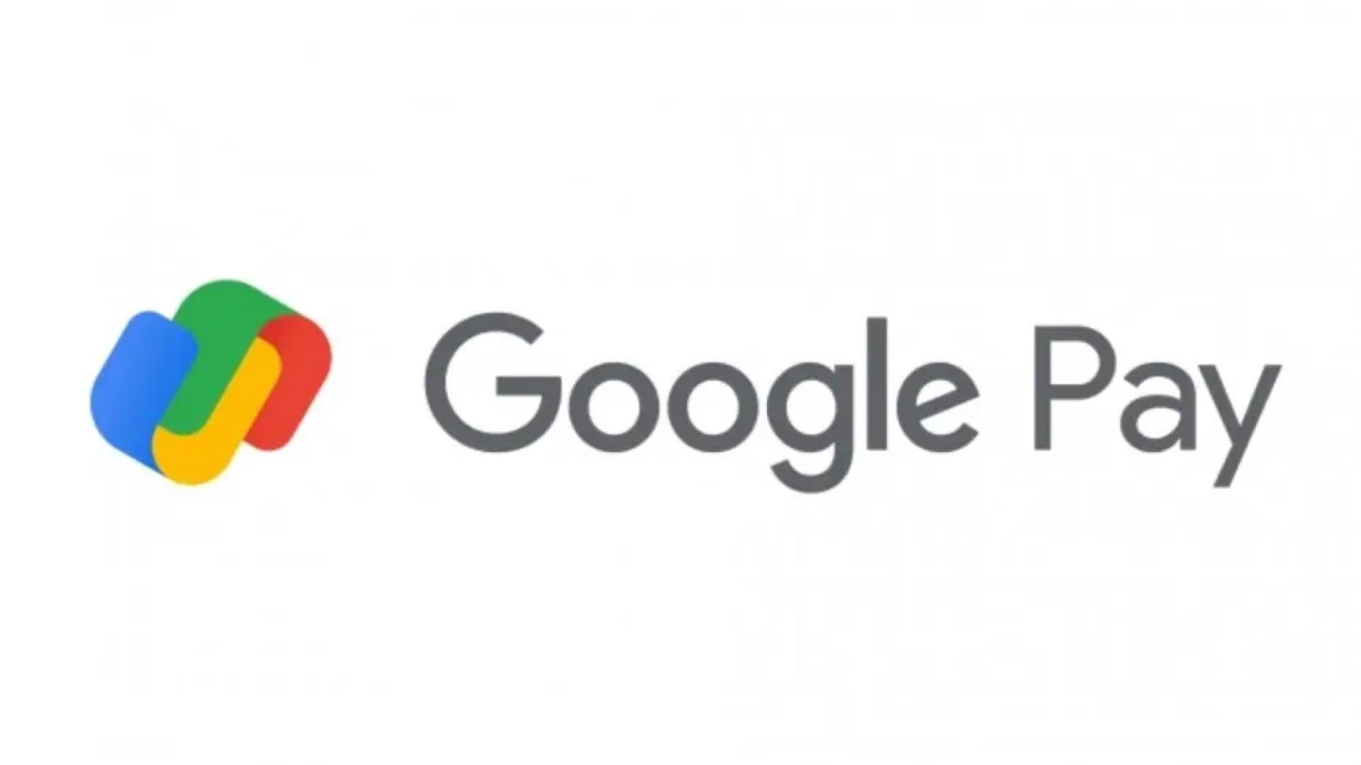 New Google Pay logo