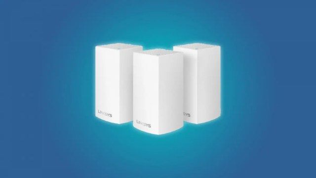 WiFi System Mesys Home Linksys Velop