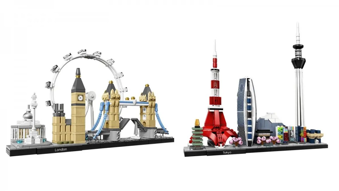 Серия LEGO Architecture Skyline