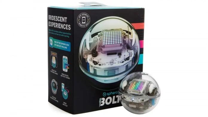 Sphero BOLT and accompanying box
