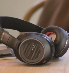 plantronics voyager 8200 uc headphones review great sound on the go or in the office review geek [ 1920 x 1080 Pixel ]