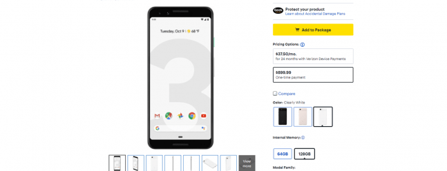 PSA: Don't Buy a Pixel 3 from Best Buy Unless You're on