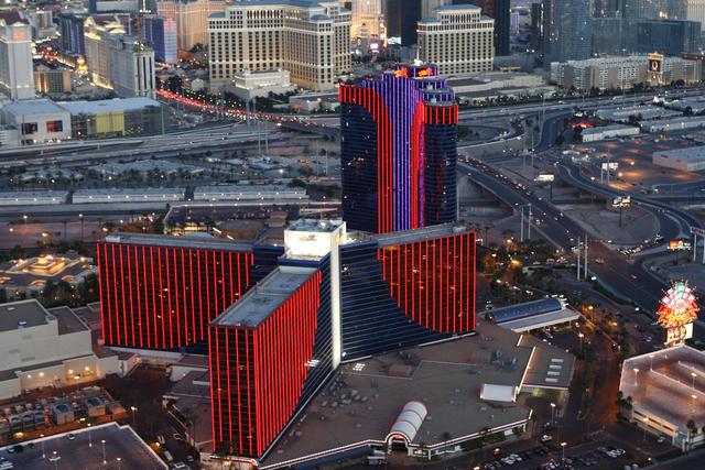 Children treated for flu-like symptoms at the Rio | Las Vegas ...