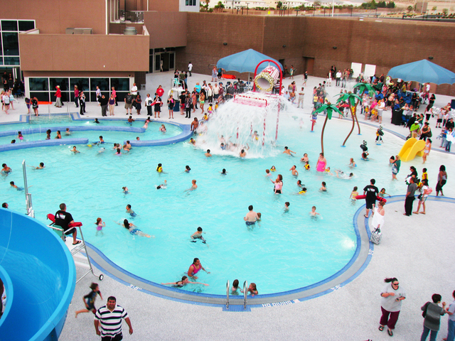 East side pools and water parks offer plenty of cool