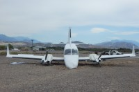 Small plane damaged during landing at Death Valley ...