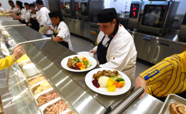 Ikea To Hold All You Can Eat Midsummer Feast This Month
