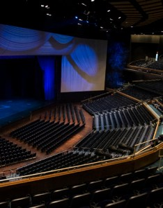 Park theater at the monte carlo hotel casino during  tour on tuesday dec also new not out to eclipse its stars  las vegas review journal rh reviewjournal