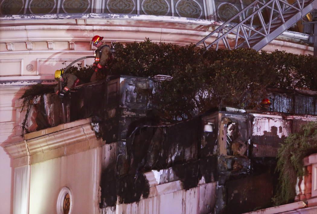 Monte Carlo Caught Fire