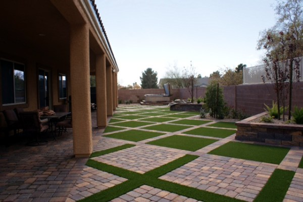 drought-tolerant landscaping