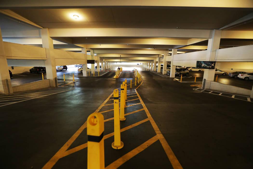 Two Wynn properties on Las Vegas Strip begin charging for parking  Las Vegas ReviewJournal