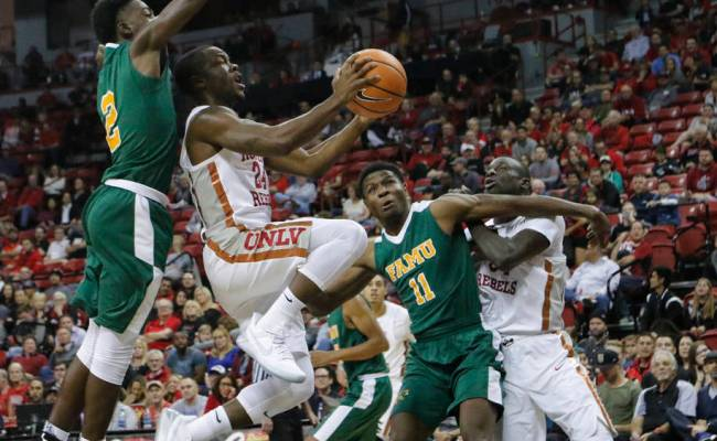 Breaking Down The Unlv Prairie View A M Basketball Game