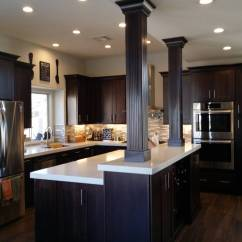 Redesigning A Kitchen Outdoor Ideas For Small Spaces What To Keep In Mind When Designing Or Las Designer Kitchens And Baths Before After This Outdated Was Reconfigured Have More