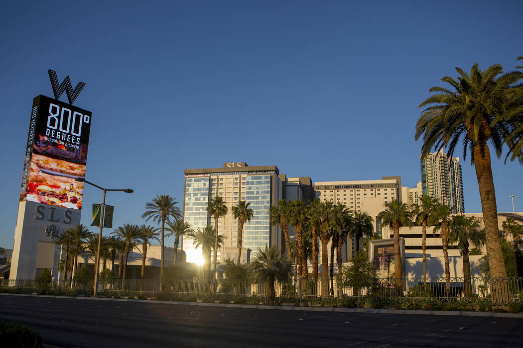 10 Historical Hotel Casino Fires On The Las Vegas Strip