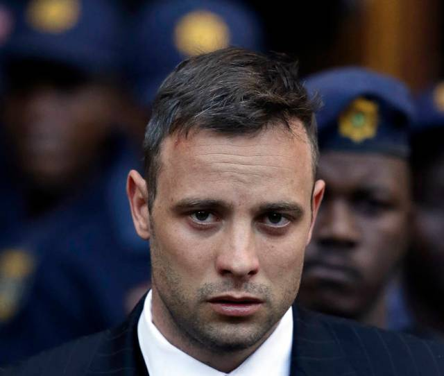 In This June   File Photo Oscar Pistorius Leaves The High Court
