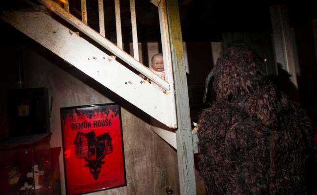 Zak Bagans Brings Demon House Remnants To Las Vegas