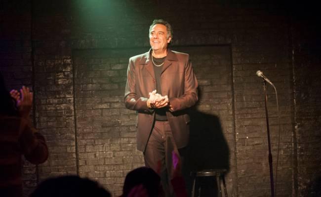 Brad Garrett Shakes Up 70s Comedy Scene Drama I M Dying