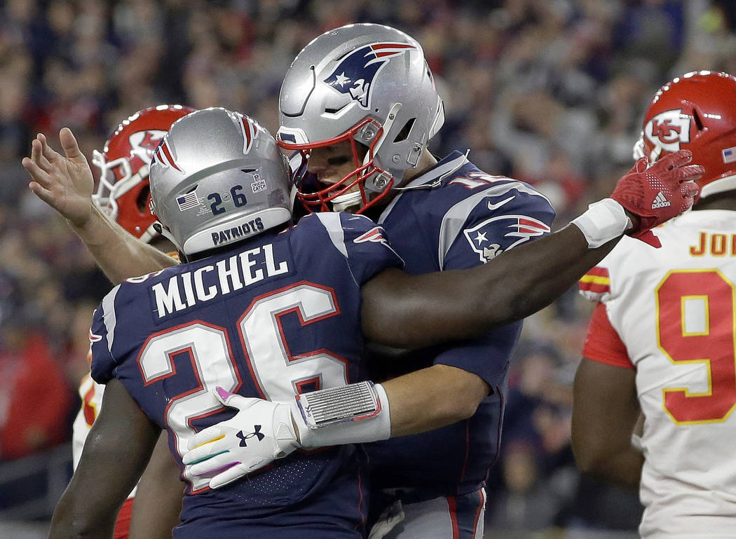 Patriots Knock Off Chiefs 43 40 With Game Winning Field