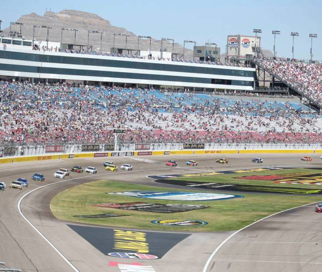 Las Vegas Motor Speedway To Remove Additional Seats Las Vegas