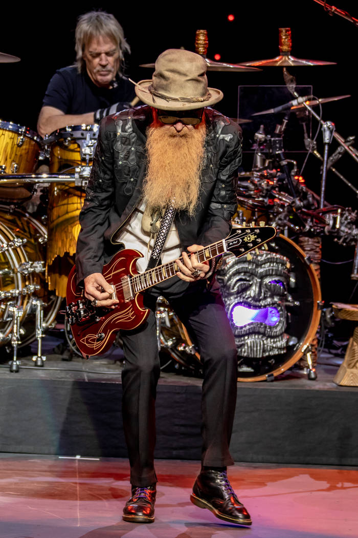 zz top musical sharp