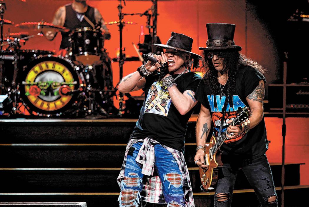 Guns N 'Roses en el Super Bowl 2020