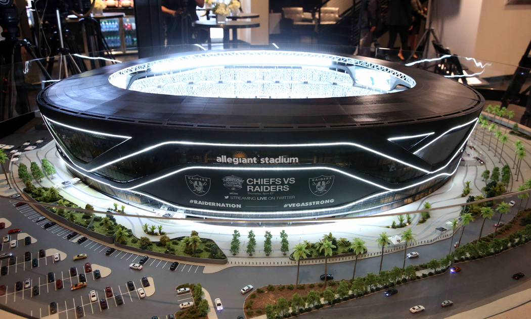 Intersection Of Nfr Nfl Could Lead To Some Logistical