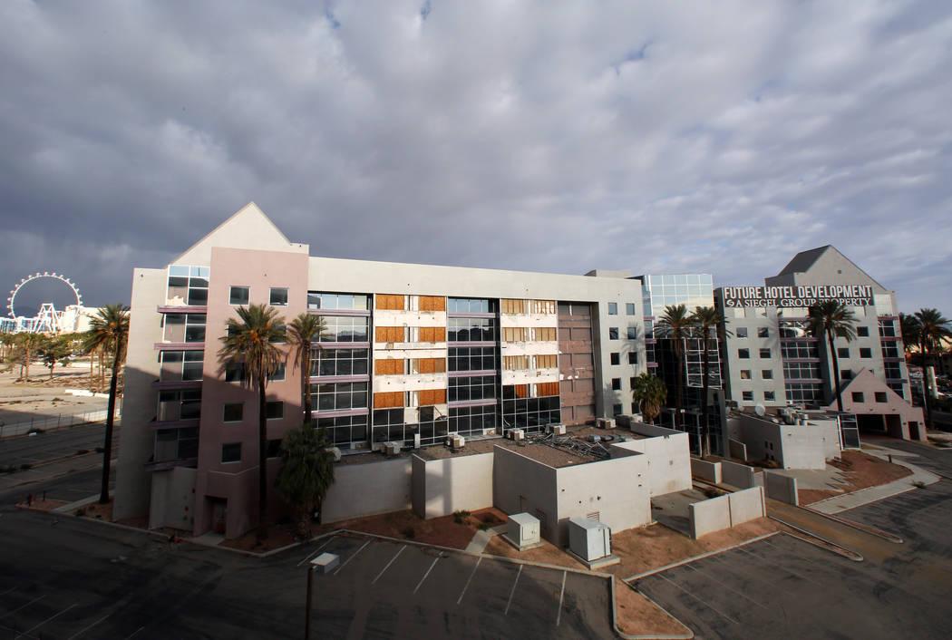Former Atrium Hotel Near Las Vegas Strip To Become Siegel