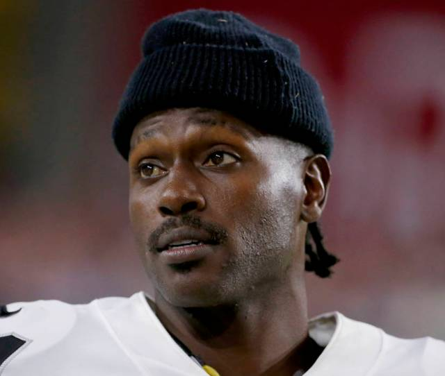 Antonio Browns Grievance Against The Raiders Headed To A Hearing