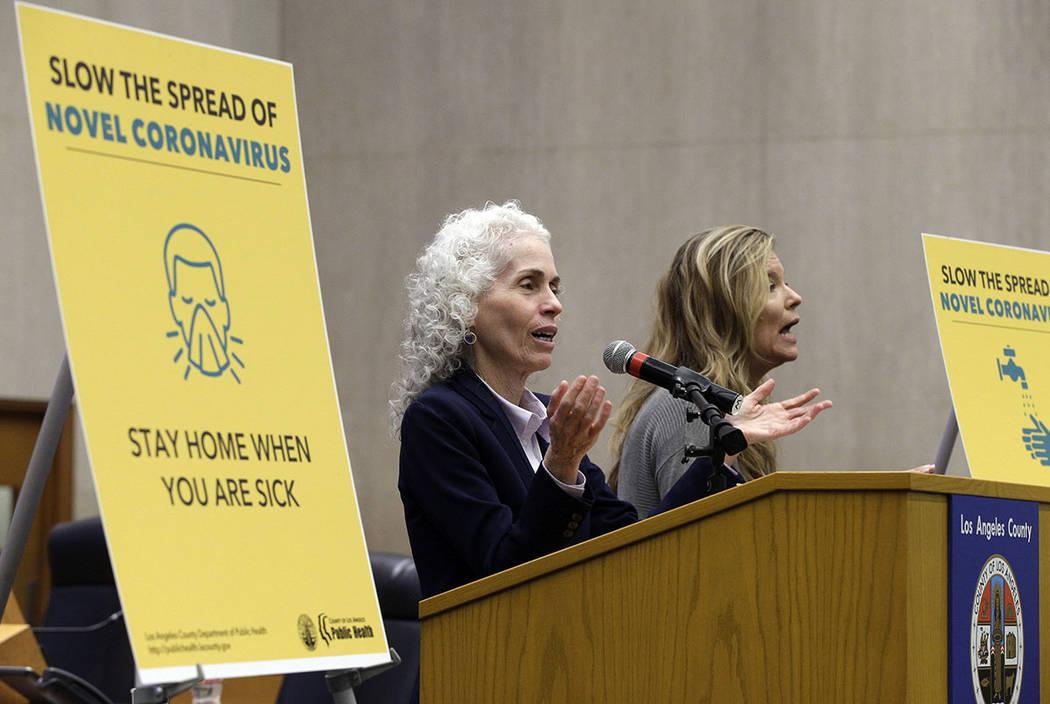 LA, San Diego join California school closings amid coronavirus ...