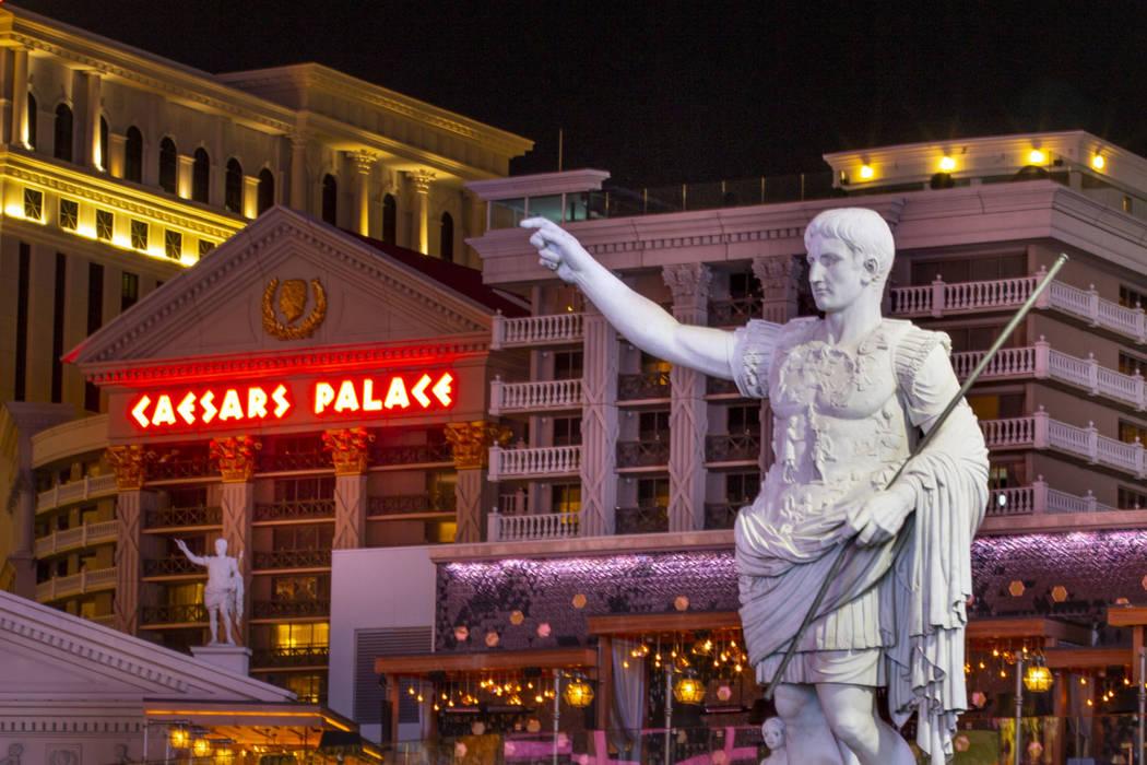 Caesars begins layoffs in Las Vegas amid COVID-19 business impact ...