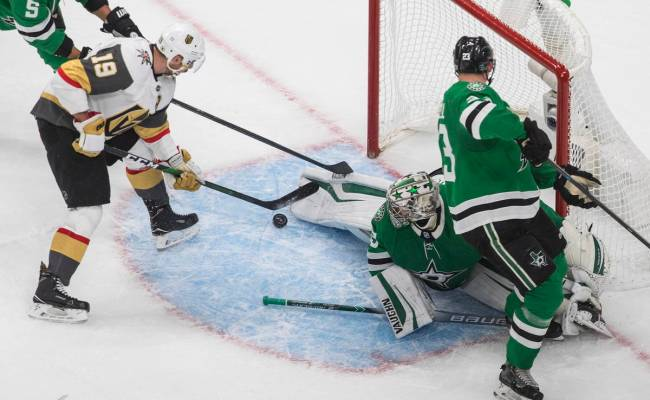 Dallas Stars Waste No Time In Disposing Of Golden Knights