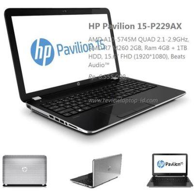 HP Pavilion 15-P229AX
