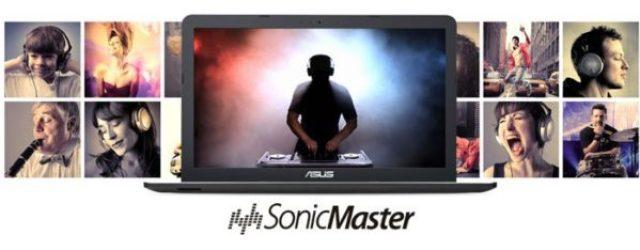 ASUS X540LJ-XX064D Sonic Master