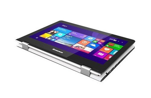 LENOVO Yoga 300 1SID White Tablet Mode
