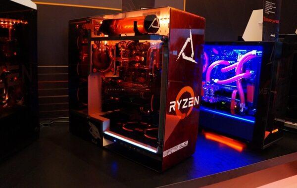 AMD Ryzen Desktop PC
