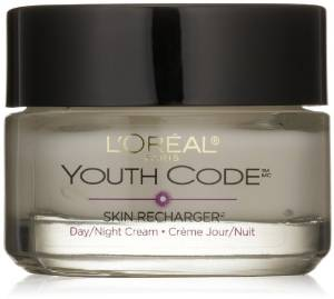 L'Oreal Paris Youth Code Skin Recharger Day Night Cream