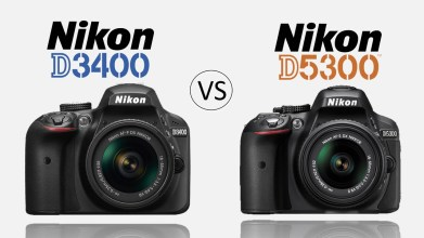 nikon-d3400-vs-nikon-d5300-best-review