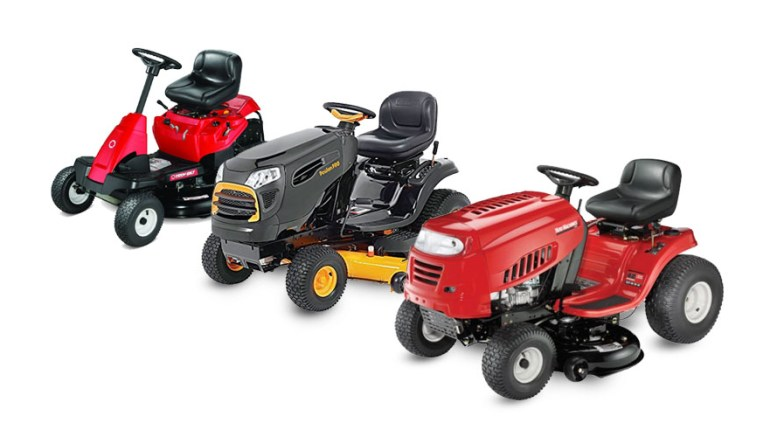 Top Riding Mower Reviews 2018 - Best Riding Lawn Tractors