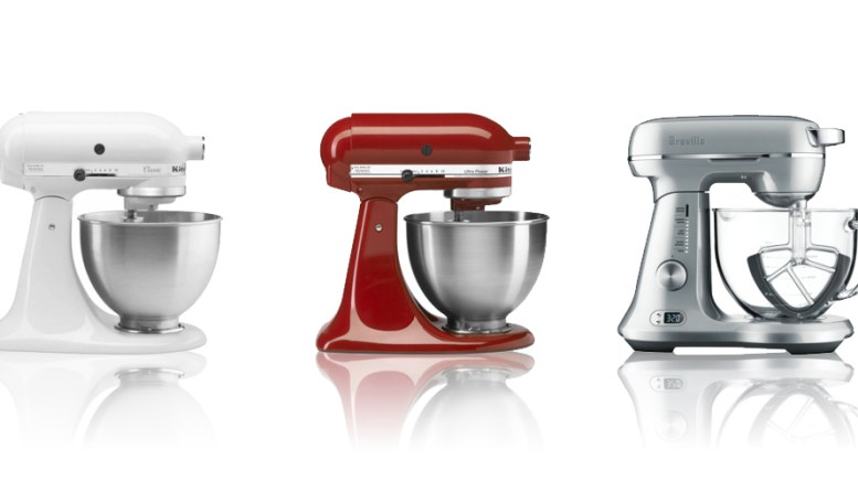 Best Stand Mixers For Baking 2018 - Top Rated Stand Mixers