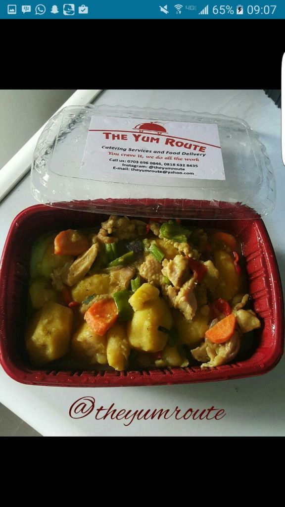 The Yum Route