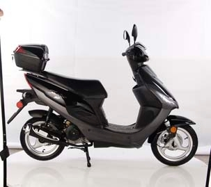 Chinese taotao scooter review 50cc 49cc CY50-T3 2012 vs 2011 ATM50-A1