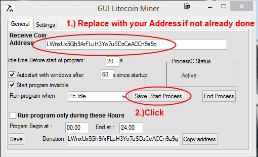 cryptocurrency mining program cpu